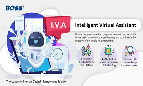 Intelligent Virtual Assistant (I.V.A)